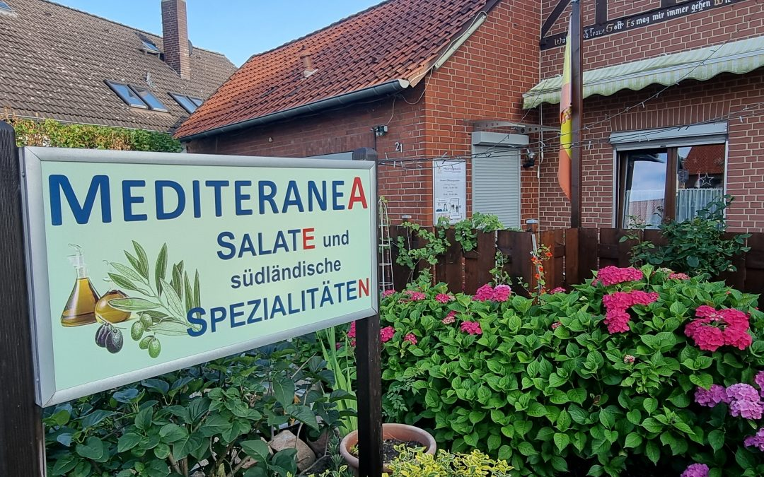 Salatbar MEDITERANEA