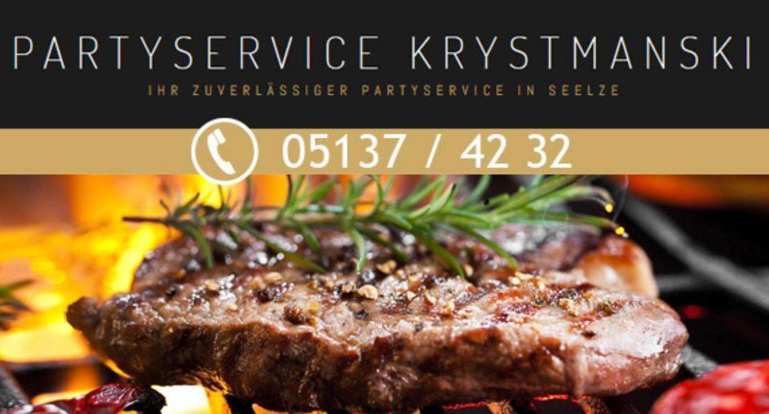 Partyservice Krystmanski